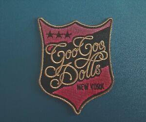 The Goo Goo Dolls Sew or Iron On Patch