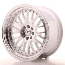 Japan Racing JR10 Alloy Wheel 17x9 - 4x114.3 / 4x100 - ET20 - Machined Silver