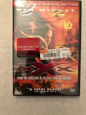 Xxx Widescreen Special Edition (Dvd, 2002,)-Vin Diesel*New & Sealed.