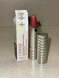 Clinique Dramatically Different Lipstick Shaping Lip Colour #17 STRAWBERRY ICE