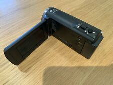 Panasonic V180 Camcorder - Black
