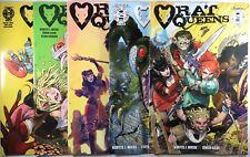 Rat Queens Vol 2 (5) comic set #1 2 3 4 5 iMage 1st print run