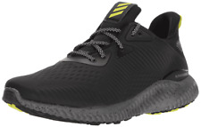 buy popular 68d1c 5a1cb Mens Adidas Alphabounce All Terrain Black Running Athletic Shoes BW1223  10.5-13