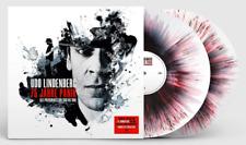 Udo Lindenberg - 75 Jahre Panik  Weiss Rot Schwarz Splatter 2 Vinyl LP 2000 WW