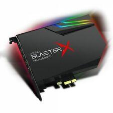 Creative Sound Blaster X ae-5 (schwarz) RGB Gaming Soundkarte (70sb174000000)