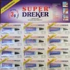 48 PZ Colla Super Dreker 3 gr.