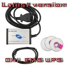 DA-VINA 2534 Approved SAE J2534 Pass-Thru Interface for Jaguar and for LandRover