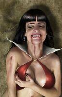 Vampirella 14 Carla Cohen Virgin Variant Exclusive Ltd. to 300 Rare Scorpion NM
