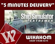 Ship Simulator Extremes: PC : (Steam/Digital)  Fast Delivery