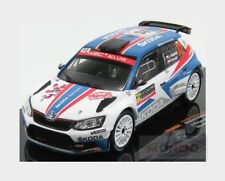 Skoda Fabia R5 Wrc2 #32 Winner Rally Montecarlo 2018 J.Kopecky IXO 1:43 RAM664