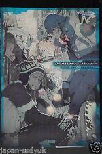 JAPAN Nitro+chiral: DRAMAtical Murder Official Visual Fan Book