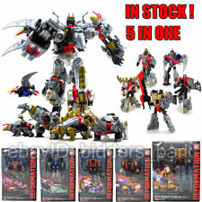 Transformers Generations Power of The Primes Volcanicus Dinobot KO 5 in one BPF