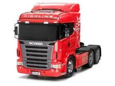 Tamiya Scania R620 6X4 HIGHLINE RC Camión Camión Kit para construir con motor 56323