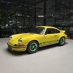 GT SPIRIT 1:12 Scale Porsche 911 2.7 GT3 Carrera RS Resin Car Model Collection
