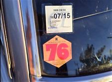 Vignette auto 1976 - Peugeot 106 205 206 306 405 406 S16 XS XSI Rallye stickers
