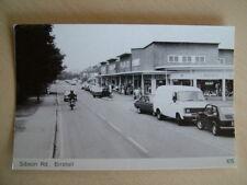 B&W Postcard - SIBSON ROAD, BIRSTALL. Unused. Standard size.