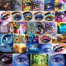 5D DIY Diamond Painting Fantasy Eyes Cross Stitch Embroidery Mosaic Home Decor