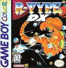 R-Type DX (Nintendo Game Boy Color, 1999)