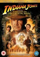 Indiana Jones and the Kingdom of the Crystal Skull (DVD 2008) Harrison Ford