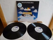 Moody Blues - The Best of THE MOODY BLUES 1967-1973 DLP Vinyl