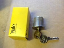 yale screw  in cylinder   for old green case  6000 series locks