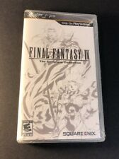 Final Fantasy IV [ The Complete Collection ] (PSP) NEW