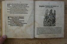 Jost Amman. 102 orig. Holzschnitte. Iudoci Ammanni. Clerus Totius Rom,1575/1661