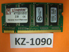 KINGSTON DDR PC-2700 333 MHZ MEMORIA 512MB RAM #kz-1090