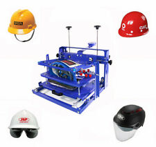 Manual One Color Screen Printing Machine for Hard Material Cambered Caps