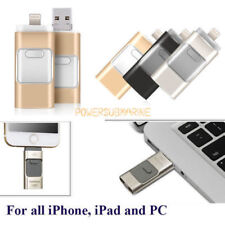 16GB USB iFlash Drive OTG Device Memory Stick For iPad Android iPhone 6/7/8/X/XR