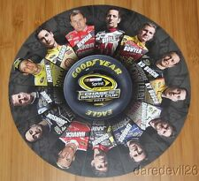 2013 NASCAR Chase For The Sprint Cup round postcard Johnson Gordon Earnhardt, Jr