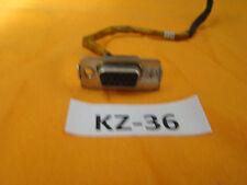 ORIGINALE Toshiba Satellite l300d-21q VGA board cavo #kz-36
