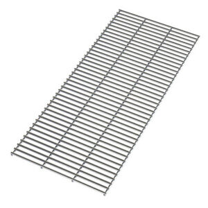 Heavy Duty Grate Grill Cooking Stainless Steel BBQ Grid Rack Replacement 70x31cm