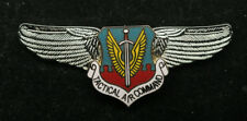 TACTICAL AIR COMMAND WING BADGE PIN US AIR FORCE TAC AFB WING GROUP SQUADRON WOW
