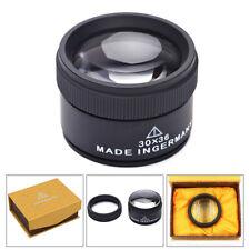 30X Mini HD Portable Microscope Jewelry Loupe Jewelry Watch Tester Magnifier