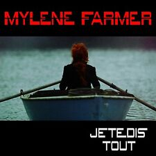 ★☆★ CD Single Mylène FARMER Je te dis tout 3-TRACK CARD SLEEVE NEW SEALED ★☆★