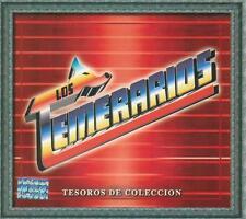 Los Temerarios CD NEW Tesoros De Coleccion BOX SET Con 3 CDs 30 Canciones !