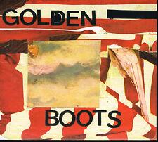 CD Album: Golden Boots: the winter of our garden. havalina. B1