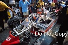 Gilles Villeneuve Ferrari 312 T4 Italian Grand Prix 1979 Photograph 1