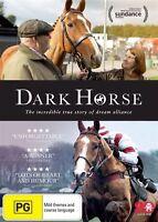 Dark Horse - The Incredible True Story Of Dream Alliance (DVD, 2016) BRAND NEW