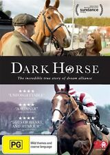 Dark Horse - Incredible True Story Of Dream Alliance (DVD, 2016) (Region 4)