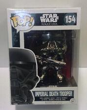 Imperial Death Trooper Funko Pop X Star Wars Rogue One Vinyl Bobble-head