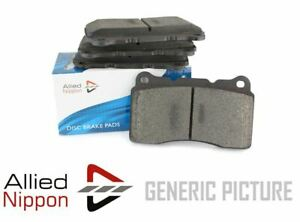 FOR VOLVO C70 I 2 L ALLIED NIPPON REAR BRAKE PADS SET BRAKING PADS ADB0731