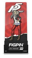 FIGPIN Persona 5 Ann Takamaki LE 1500 New LOW SEQUENCE #84 SDCC Unlocked Pin