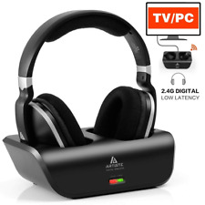 Kabellose Fernseher Funkkopfhörer 2.4GHz Übertragungsfrequenz Over Ear Digitales