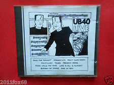cds,compact disc,ub40 live,ub 40,sardonicus,folitician,the piper calls the tune