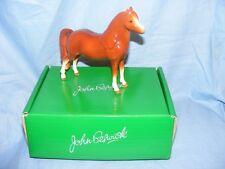 John Beswick Horse Welsh Mountain Pony TAN LIMITED ED JBH24TAN