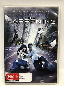 The Happening - DVD - AusPost with Tracking