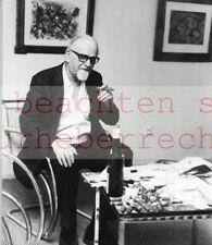 Hans PELS LEUSDEN - Portrait: Werner ECKELT - Rückwärtig handschriftl. tituliert