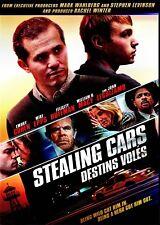 USED DVD - STEALING CARS - John Leguizamo, Felicity Huffman, Emory Cohen,